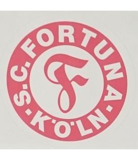 Fortuna Köln Aufkleber rund...