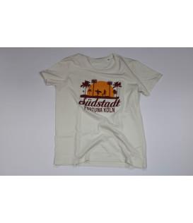 T-Shirt Creme Weiß - Südstadt