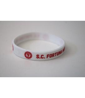 Fortuna Armband weiß